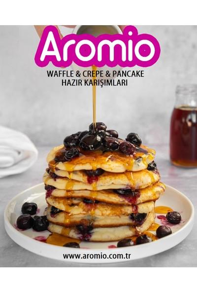 Aromio Profesyonel Pancake & Waffle Karışımı 1 kg