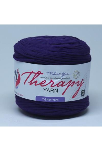 Therapy Yarn Mor 2024 Penye İp