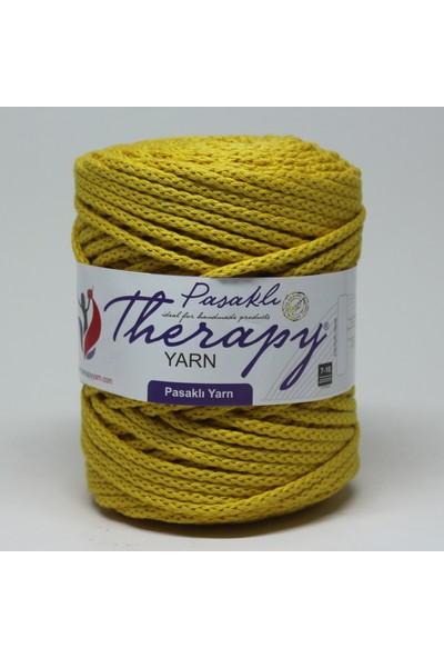 Therapy Yarn Havuç Rengi Pasaklı İp