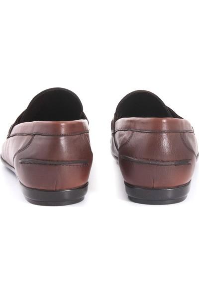 Mocassini Deri Erkek Loafer 0034