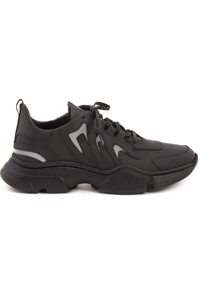 Mocassini Deri Erkek Sneaker 4256