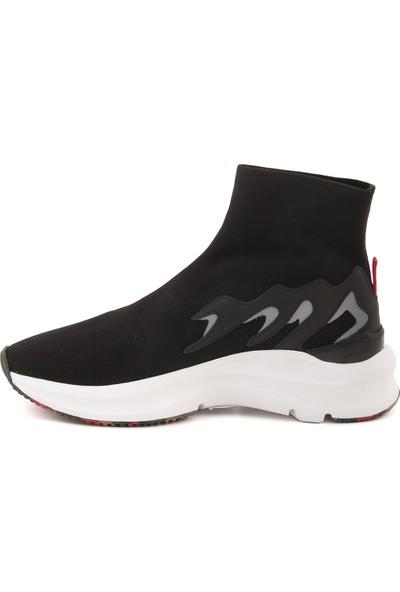 Mocassini Deri Erkek Sneaker D4281