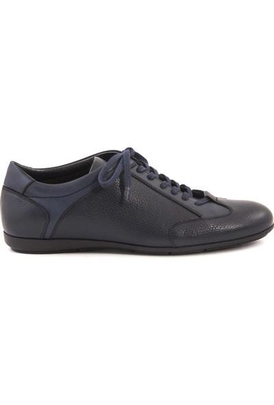 Mocassini Deri Erkek Günlük Ayakkabı 2024