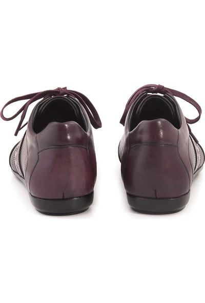 Mocassini Deri Erkek Günlük Ayakkabı 2025