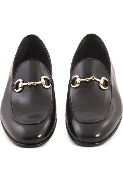 Mocassini Deri Erkek Klasik Ayakkabı 5000-1
