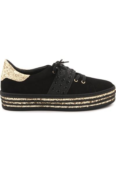 Rouge Deri Kadın Sneaker 5203