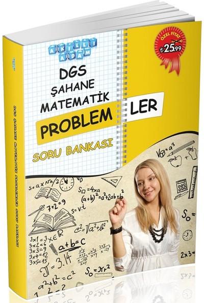 DGS Şahane Matematik Problemler Soru Bankası Akıllı Adam Yayınları