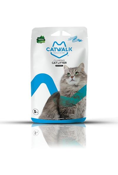 Catwalk Marsilya Sabunlu Kedi Kumu 5 LT.