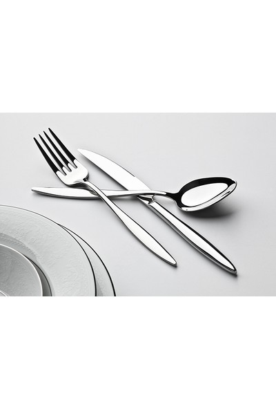 Lugga Ceyda 12 Adet Yemek Çatal