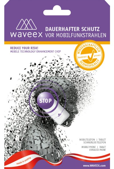 Waveex - Mobile Technology Enhancement Chip 3 Adet
