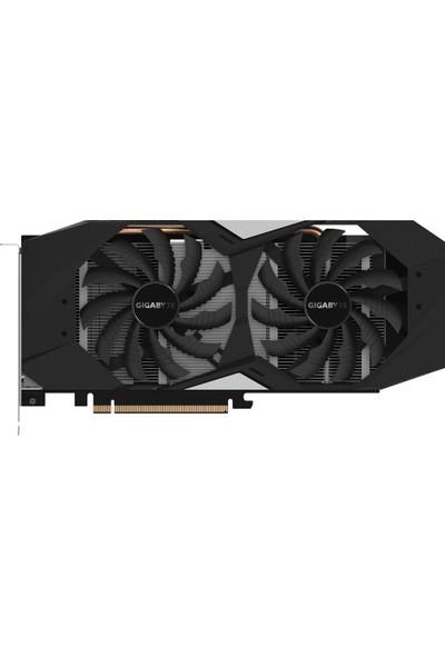 Gigabyte GeForce GTX 1660 Ti Windforce OC 6GB 192Bit GDDR6 (DX12) PCI-E 3.0 Ekran Kartı (GV-N166TWF2OC-6GD)