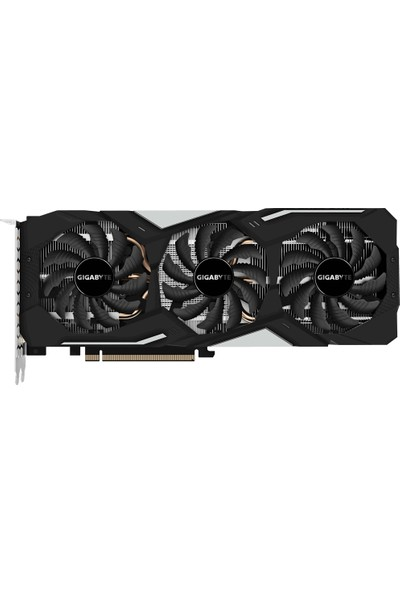 Gigabyte GeForce GTX 1660 Ti Gaming OC 6GB 192Bit GDDR6 (DX12) PCI-E 3.0 Ekran Kartı (GV-N166TGAMINGOC-6GD)