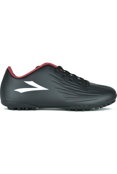 Lig Falcon Trx Halı Saha Ayakkabısı Siyah Kırmızı