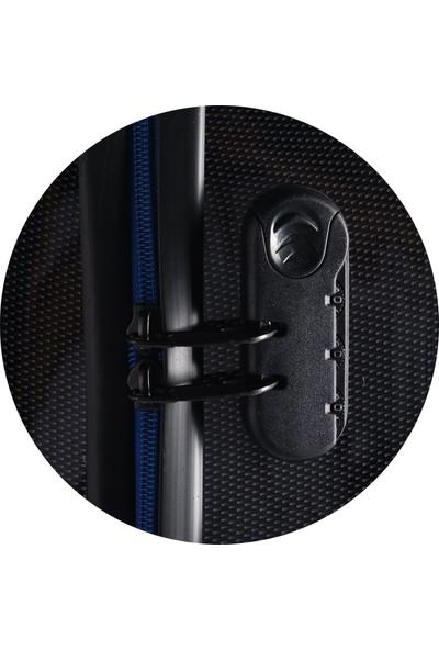 Mybag Akıllı Rfıd Valiz Mavi S
