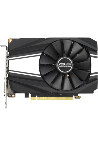 Asus Phoenix Nvidia GeForce GTX1660 OC 6GB 192Bit GDDR5 DX(12) PCI-E 3.0 Ekran Kartı (PH-GTX1660-O6G)
