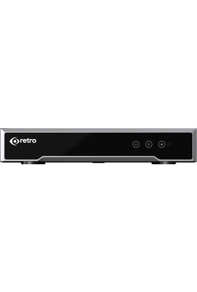 Hikvision Retro Rt-7204 Kayıt Cihazı4 Kanal 1080P Lite Platınum