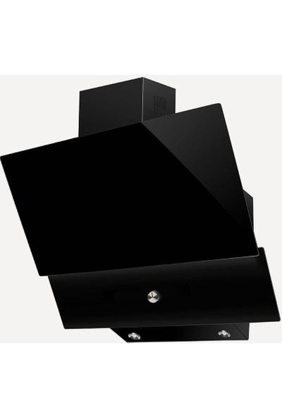Luxell Silver Cam Ankastre Set (B66-S2 58 Lt Fırın - LX-40TAHDF Ocak - DA6-830 Davlumbaz)