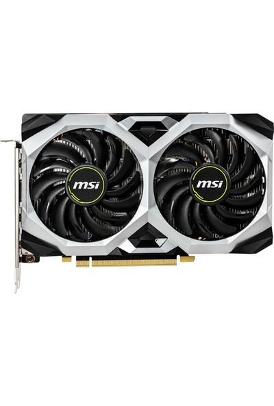 MSI Nvidia GeForce GTX 1660 Ventus XS 6G OC 6GB 192Bit GDDR5 DX(12) PCI-E 3.0 Ekran Kartı