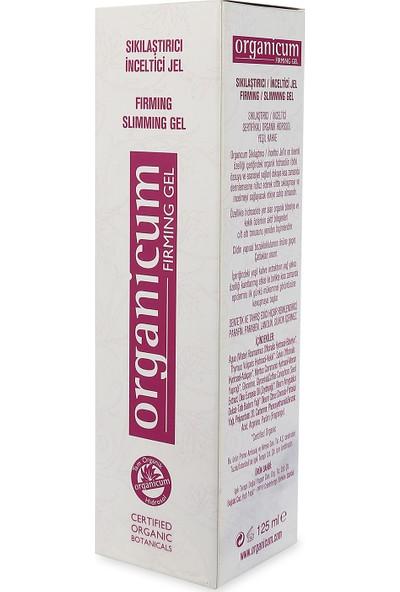 Organicum Sıkılaştırıcı / İnceltici Jel 125 ML