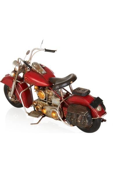 Harley Davidson Metal Motorsiklet
