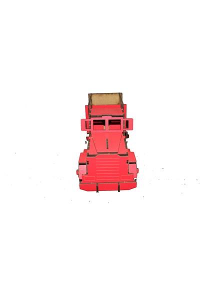 Joy And Toys 3D Ahşap Puzzle - Kamyon