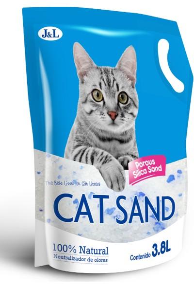Cat Sand Kedi Kumu 3,8 lt
