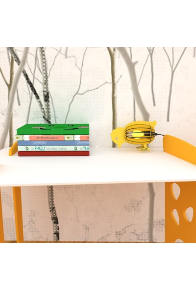 Woodact Pulli Dekoratif Çocuk Odası Lambası