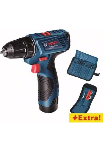 Bosch Gsr 120-Lı Set Drill Driver