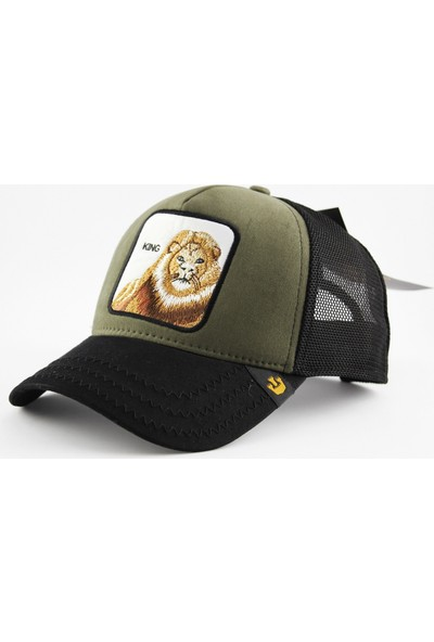 Goorin Aslan Desenli Şapka
