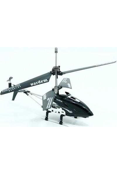 Vardem PVC Kutulu Şarjlı-Pilli Uzaktan Kumandalı 3,5 Kanallı Helikopter