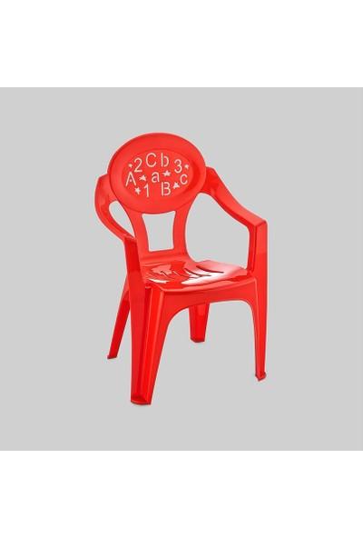 Poly Time Çocuk Sandalyesi Rakamlı