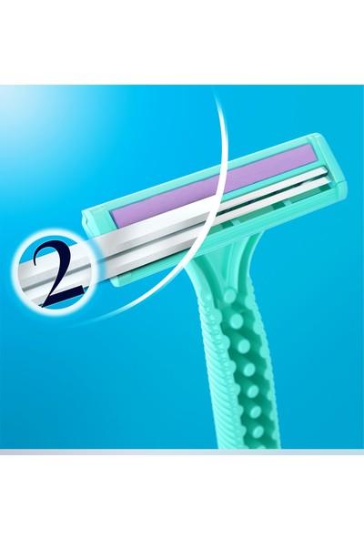 Gillette Simply Venus 2 Basic 5'li Kadın Tıraş Bıçağı
