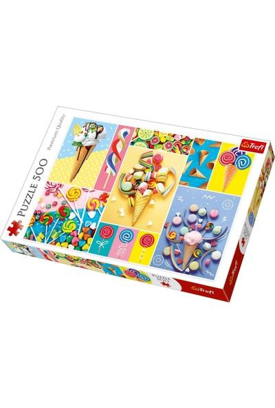 Trefl Puzzle Favorite Sweets 500 Parça Puzzle