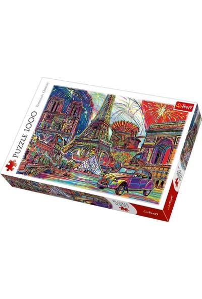 Trefl Puzzle Colours Of Paris 1000 Parça Puzzle