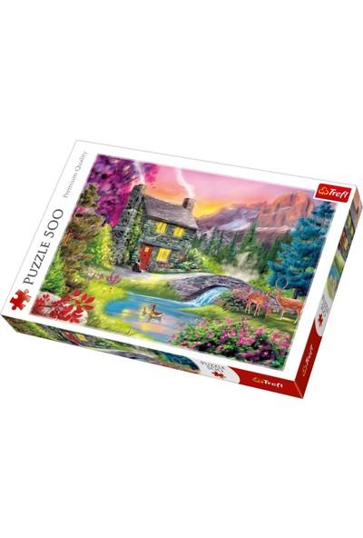 Trefl Puzzle Mountain Idyll 500 Parça Puzzle