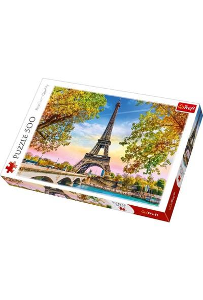 Trefl Puzzle Romantic Paris 500 Parça Puzzle