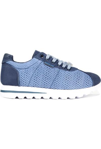 Hammer Jack Kot Mavi Kadın Ayakkabı 188 3100-Z
