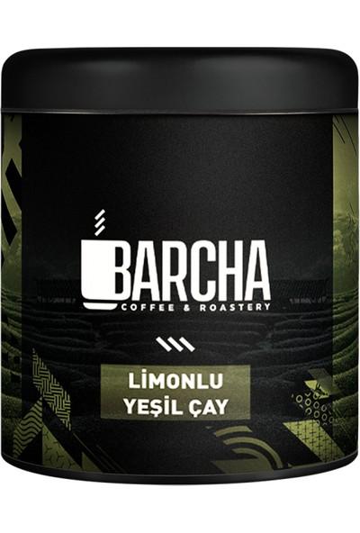 Barcha Coffee Limonlu Yeşil Çay 125 gr
