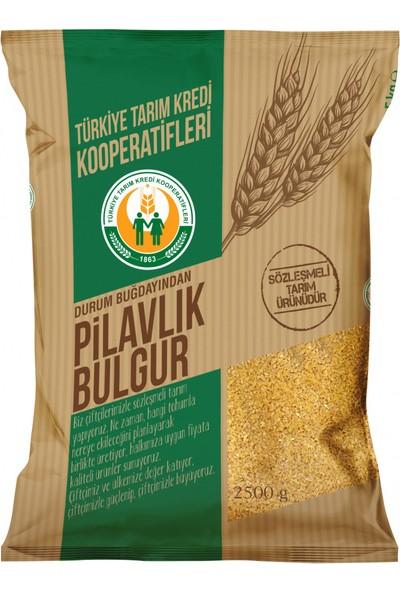 Tarım Kredi Pilavlık Bulgur 2,5 kg
