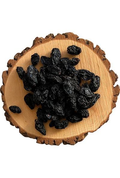 Gourmeturk Çekirdeksiz Kuru Siyah Üzüm 1 kg