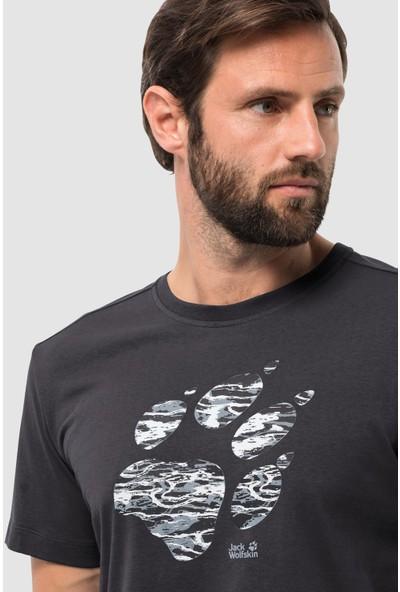 Jack Wolfskin Paw Erkek Spor T-Shirt 1806431