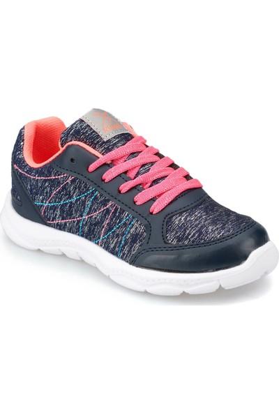 Kinetix Simdy Lacivert Kız Çocuk Yürüyüş Ayakkabısı