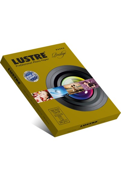 Lustre Prestige Parlak 13X18 Gr
