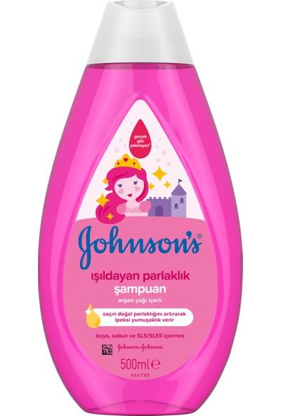 Johnson's Baby Işıldayan Parlaklık Serisi Şampuan 500 ml