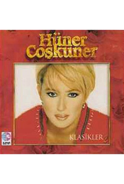 HÜNER ÇOŞKUNER KLASİKLER VOL:2 CD