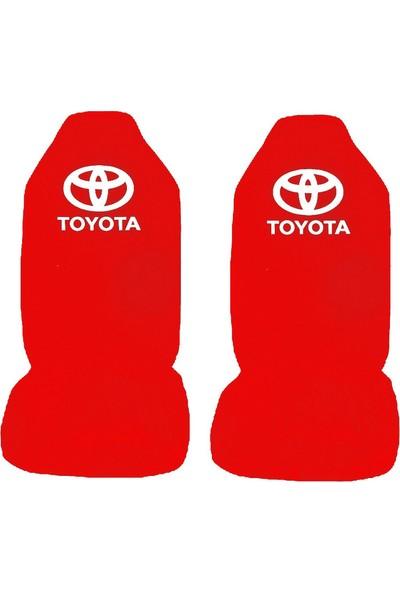 Antwax Oto Koltuk Servis Kılıfı Toyota Ön Arka 4 Parça Set Lüx Paket