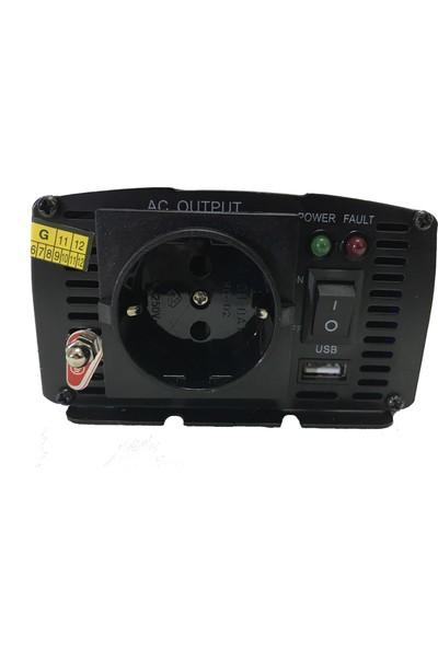 Alpex 300 Watt 12 Volt Modifiye Sinüs İnverter