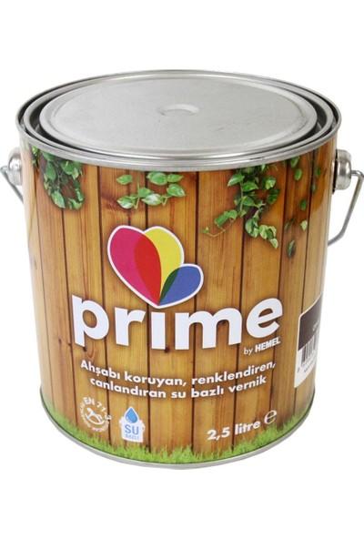 Hemel Prime Su Bazlı Aqua Renk Cila Birleşik İç Dış Mekan 2,5 Lt