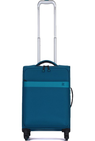 It Luggage Kumaş Kabin Boy Valiz It2313-S Yeşil
