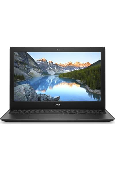 "Dell Inspiron 3581 Intel Core i3 7020U 4GB 1TB Radeon 520 Linux 15.6"" FHD Taşınabilir Bilgisayar FHDB02F41C"